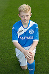 St Johnstone Academy Under 13's…2016-17<br />Jack Bain<br />Picture by Graeme Hart.<br />Copyright Perthshire Picture Agency<br />Tel: 01738 623350  Mobile: 07990 594431