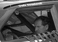 Dale Earnhardt portrait Pepsi 400 at Daytona International Speedway in Daytona beach, FL on July 1, 1989. (Photo by Brian Cleary/www.bcpix.com)