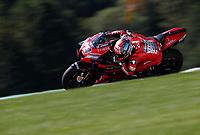 21st August 2020, Red Bull Ring, Spielberg, Austria. MotoGP of Ausria, Free Practise sessions:  Danilo Petrucci ITA / Ducati Team