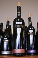 Bottle of Reserva cabernet sauvignon Bodega Del Fin Del Mundo - The End of the World - Neuquen, Patagonia, Argentina, South America