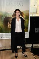 LAURA SCHROEDER - Avant premiere du film ' BARRAGE ' - 29 juin 2017 - Paris - France