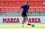 Atletico de Madrid's Saul Niguez during training session. May 30,2020.(ALTERPHOTOS/Atletico de Madrid/Pool)