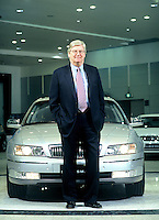 David Nicholas Reilly, CEO of GM Daewoo<br /> <br /> Photo portfolio of Kim  / Sinopix