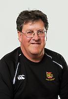 Co-coach Mark Borthwick. Wellington Blaze headshots at Westpac Stadium, Wellington, New Zealand on Tuesday, 11 November 2014. Photo: Dave Lintott / lintottphoto.co.nz