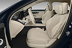 Front seat view of 2021 Mercedes Benz S-Class S-350 4 Door Sedan Front Seat  car photos