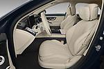 Front seat view of 2021 Mercedes Benz S-Class S-350 4 Door Sedan Front Seat  car photos