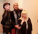 Joe Corbalis Mingle Jingle Party at NYC Celebrity Hair Stylist Mark de Alwis at  the Mark Dealwis Salon