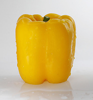 Yellow Pepper<br /> Photo By Adam Scull/PHOTOlink.net