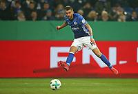 07.02.2018, Football DFB Pokal 2017/2018,   FC Schalke 04 - VfL Wolfsburg, in VELTINS-Arena Gelsenkirchen. Guido Burgstr (Schalke)  *** Local Caption *** © pixathlon<br /> <br /> +++ NED + SUI out !!! +++<br /> Contact: +49-40-22 63 02 60 , info@pixathlon.de