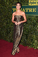 Cush Jumbo<br /> arriving for the 2017 Evening Standard Theatre Awards at the Theatre Royal Drury Lane, London<br /> <br /> <br /> ©Ash Knotek  D3355  03/12/2017 arriving for the 2017 Evening Standard Theatre Awards at the Theatre Royal Drury Lane, London<br />