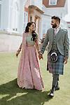 Sangeet & Muninder