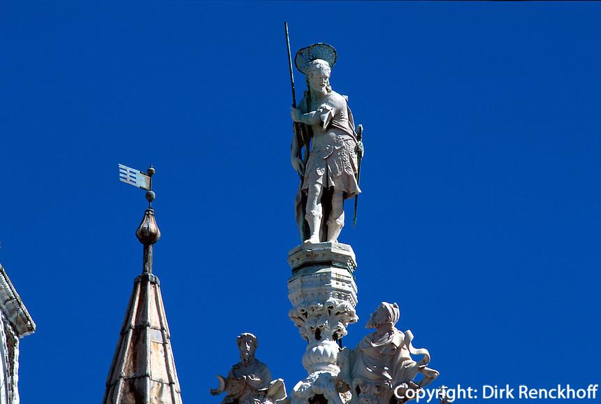 Dom San Marco, Venedig, Italien, Unesco-Weltkulturerbe