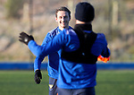 St Johnstone Training 06.01.21