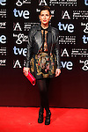 Actress Belen Lopez attends the Goya Awards nominee party at Canal Theater in Madrid, Spain. January 20, 2014. (ALTERPHOTOS/Victor Blanco)