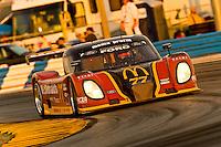 22-25 January, 2009, Daytona Beach, Florida USA.#77 Doran Racing Ford/Dallara of  Matteo Bobbi, Fabrizo Gollin, Brad Jaeger & Memo Gidley.©F.Peirce Williams 2009.F.Peirce Williams.photography
