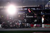 #51: Kyle Busch, Kyle Busch Motorsports, Toyota Tundra Cessna, makes a pit stop