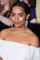 """WESTWOOD, LOS ANGELES, CA, USA - MARCH 18: Zoe Kravitz at the World Premiere Of Summit Entertainment's """"Divergent"""" held at the Regency Bruin Theatre on March 18, 2014 in Westwood, Los Angeles, California, United States. (Photo by David Acosta/Celebrity Monitor)"""