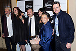 27.03.2012. Delivery of the 11 th prize at the Teatro Calderon Shangay Madrid. Shangay Awards are given for 10 years to outstanding personalities from the cultural and social. Readers are those who vote Shangay their favorites in each category. In the picture: Elena Benaroch, Félix Sabroso, Dunia Ayaso, Antonia San Juan  (Alterphotos/Marta Gonzalez)
