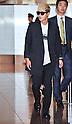 Kim Hyun-Joong arrives in Japan