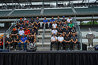 2018 Indy 500 Public Driver's Meeting