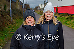 Enjoying a walk on the Tralee Greenway on Sunday l to r: Tina Carney and Jackie O'Carroll.