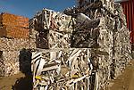 Non ferrous metal recycling