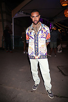 NEW YORK, NY - SEPTEMBER 11: Vic Mensa at BRIC Celebrate Brooklyn! Festival at The Lena Horne Bandshell in Prospect Park, Brooklyn, New York City on September 11, 2021. <br /> CAP/MPI/WG<br /> ©WG/MPI/Capital Pictures