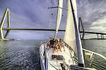 August 4th 2014 Devane Sunest Sail