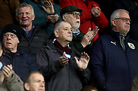 Burnley fans in high spirits ahead of kick-off <br /> <br /> Photographer Rich Linley/CameraSport<br /> <br /> The Premier League - Burnley v Everton - Wednesday 26th December 2018 - Turf Moor - Burnley<br /> <br /> World Copyright © 2018 CameraSport. All rights reserved. 43 Linden Ave. Countesthorpe. Leicester. England. LE8 5PG - Tel: +44 (0) 116 277 4147 - admin@camerasport.com - www.camerasport.com