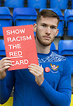 St Johnstone's Jamie McCart pictured promoting Show Racism The Red Card<br />Picture by Graeme Hart.<br />Copyright Perthshire Picture Agency<br />Tel: 01738 623350  Mobile: 07990 594431