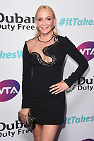 Donna Vekic<br /> arriving for the WTA Summer Party 2019 at the Jumeirah Carlton Tower Hotel, London<br /> <br /> ©Ash Knotek  D3512  28/06/2019