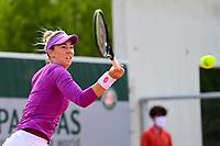 30th May 2021; Roland Garros, Paris, France; French Open Tennis championships, day 1;  Nina Stojanovic srb