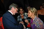 MICHAEL GERDTS MADDALENA LETTA E LUDINA BARZINI<br /> FESTA RIUNIFICAZIONE TEDESCA A VILLA ALMONE ROMA OTTOBRE 2011