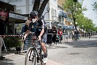 Nicolas Roche (IRE/DSM) at the start in Grado<br /> <br /> 104th Giro d'Italia 2021 (2.UWT)<br /> Stage 15 from Grado to Gorizia (147km)<br /> <br /> ©kramon