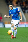 Motherwell v St Johnstone…20.10.18…   Fir Park    SPFL<br />Tony Watt<br />Picture by Graeme Hart. <br />Copyright Perthshire Picture Agency<br />Tel: 01738 623350  Mobile: 07990 594431