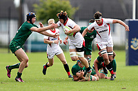 Saturday 8th September 2018 | Ulster U19s vs Connacht U19s<br /> <br /> Ryan O'Neill during the U19 Inter-Pro between Ulster and Connacht at Bangor Grammar School, Bangor, County Down, Northern Ireland. Photo by John Dickson / DICKSONDIGITAL