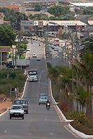 Rodovia BR 010.<br /> <br /> Paragominas, Pará, Brasil.<br /> Foto Paulo Santos<br /> 04/11/2009