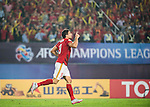 Elkeson de Oliveira Cardoso of Guangzhou Evergrande celebrates after scoring against Al Ahli during their AFC Champions League Final Match 2nd Leg on 21 November 2015 at the Tianhe Sport Center in Guangzhou, China. Photo by Aitor Alcalde / Power Sport Images