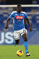 Kalidou Koulibaly of Napoli<br /> Napoli 09-11-2019 Stadio San Paolo <br /> Football Serie A 2019/2020 <br /> SSC Napoli - Genoa CFC<br /> Photo Cesare Purini / Insidefoto