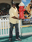 Michael Clarke Duncan at the Warner Bros. Pictures World Premiere of Cats & Dogs Revenge of Kitty Galore held at The Grauman's Chinese Theatre in Hollywood, California on July 25,2010                                                                               © 2010 Debbie VanStory / Hollywood Press Agency