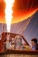20120811 August 11 Hot Air Balloon Cairns