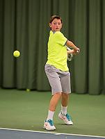 March 8, 2015, Netherlands, Rotterdam, TC Victoria, NOJK, <br /> Photo: Tennisimages/Henk Koster