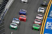 #22: Austin Cindric, Team Penske, Ford Mustang MoneyLion and #19: Brandon Jones, Joe Gibbs Racing, Toyota Supra Interstate Batteries