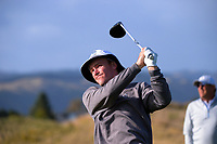 Kerry Mountcastle. Day one of the Renaissance Brewing NZ Stroke Play Championship at Paraparaumu Beach Golf Club in Paraparaumu, New Zealand on Thursday, 18 March 2021. Photo: Dave Lintott / lintottphoto.co.nz