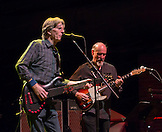 Phil Lesh & John Scofield with Phil Lesh & Friends:  Phil Lesh (bass guitar) & vocals), John Scofield (guitar), Jackie Greene (guitar, keysboards & vocals), Stu Allan (guitar & vocals), Joe Russo (drums), John Medeski (keyboards & vocals).