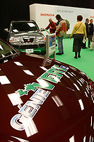 Montreal's AUTO SHOW 2007 feature many hybrid cars.<br /> <br /> photo :  Images Distribution