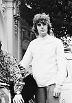 Pink Floyd 1967 Richard (Rick) Wright..© Chris Walter..