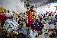 HRH Alh. Samaila Muhammed Mera (CON), Emir of Argungu, Watched the dance by his slaves (Bayi)