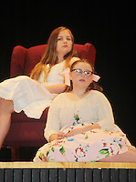 """Emma Gilliland and Meredith Taylor star in """"Breathing Under Dirt"""" - full play - had its world premier on August 13 and 14, 2016 at the Ella Fitzgerald Performing Arts Center, University of Maryland Eastern Shore, Princess Anne, Maryland  (Photo by Sue Coflin/Max Photos)"""