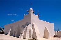 Moschee Um et Turkiya, i El May, Djerba, Tunesien